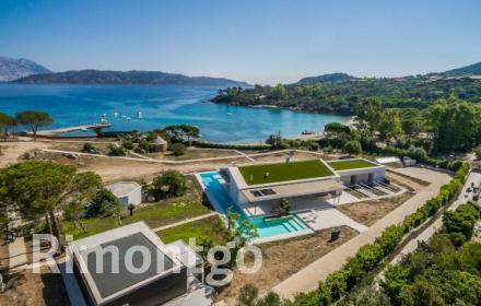Apartments and homes for sale in Capo Coda Cavallo, Sardinia, Italy