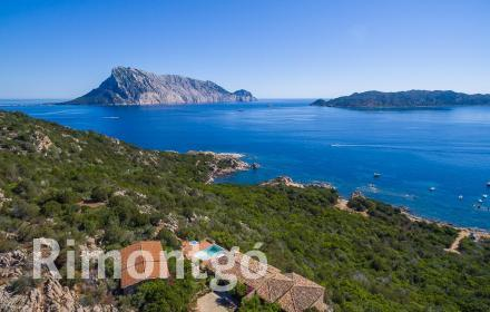 Luxury apartments and homes  for sale in Capo Coda Cavallo, Sardinia, Italy