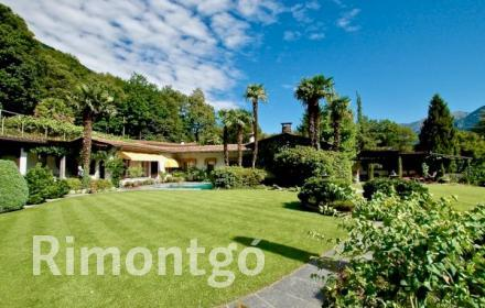 Apartments and homes for sale in Arcegno, Ticino, Switzerland