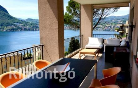 Apartments and homes for sale in Castagnola, Ticino, Switzerland