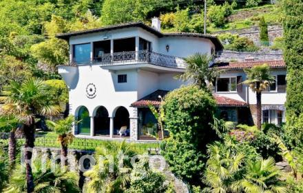 Apartments and homes for sale in Brissago, Ticino, Switzerland