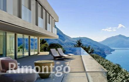 Apartments and homes for sale in Aldesago, Ticino, Switzerland