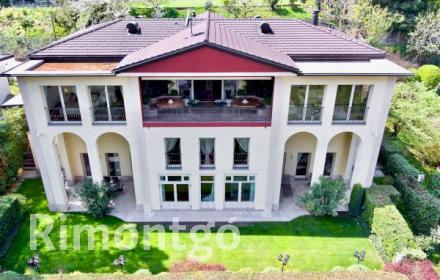 Apartments and homes for sale in Montagnola, Ticino, Switzerland