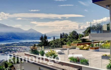 Apartments and homes for sale in Minusio, Ticino, Switzerland