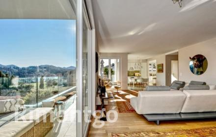 Apartments and homes for sale in Breganzona, Ticino, Switzerland