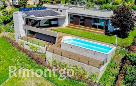 Apartments and homes for sale in Viganello, Ticino, Switzerland