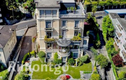 Apartments and homes for sale in Muralto, Ticino, Switzerland