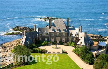 Luxury apartments and homes for sale in Ocean Drive, Newport, Rhode Island, USA